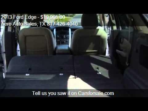 2013 Ford Edge for sale in Joshua, TX 76058 at the Aero Auto