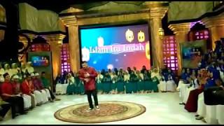 HUSEIN ALATAS  live in ISLAM ITU INDAH,TRANS TV