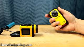 Kodak PIXPRO SP1 Review! Waterproof, Rugged, Wireless Action Camera!