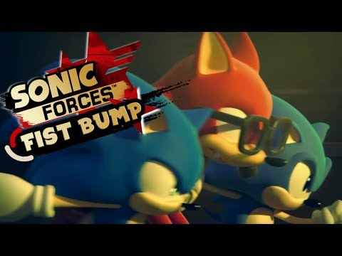 Sonic Forces™ - Fist Bump [ Lyrics English/ Letra Español ]