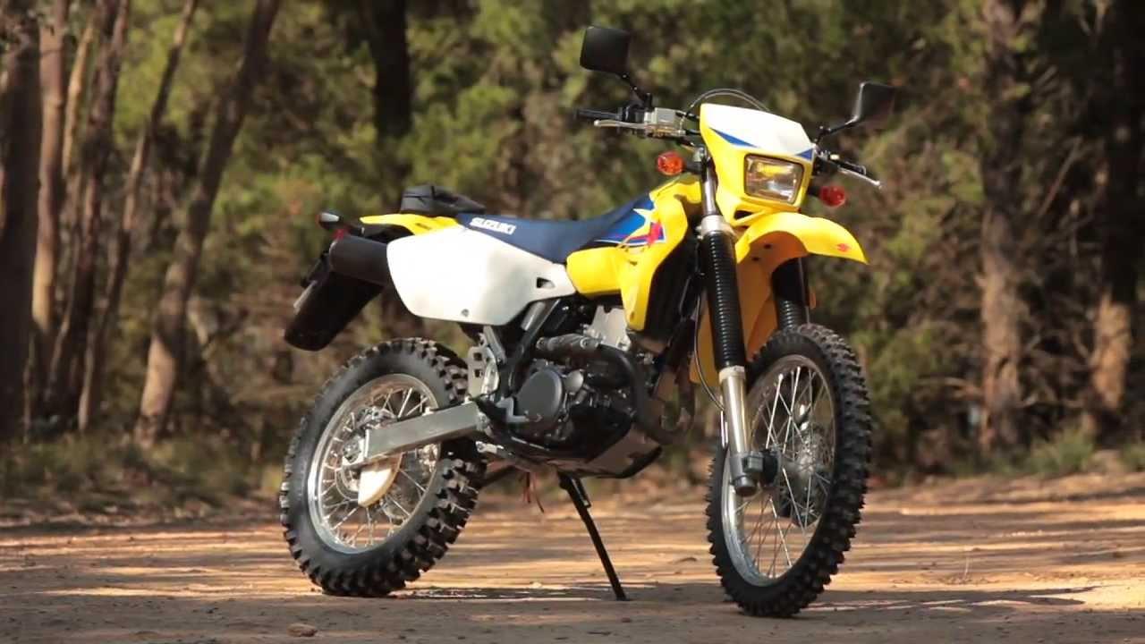 Suzuki Dr Mods