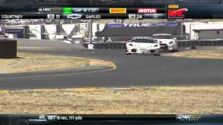 Pirelli World Challenge GT / GTS Race – Sonoma Infineon – August 25 2012