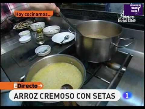 COCINANDO EN ESPAÑA DIRECTO