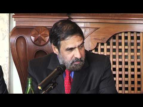 Anand Sharma. India and Italy: an enhanced global partnership