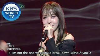 Mamamoo Egotistic 마마무 너나 해 Music Bank Hot Stage 2018 08 03