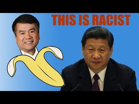 Gary Locke is a banana, a neo-colonialist, and, while we're at it, he's responsible for pollution in Beijing! At least that's what state-run Chinese media has been calling US Ambassador to...