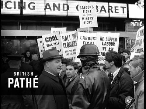 Labour Party Conference At Blackpool  (1968)