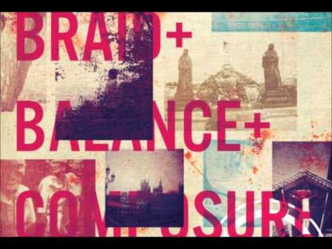 Balance and Composure - Say
