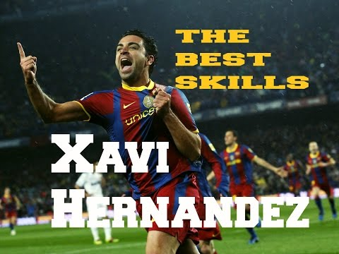 Xavi Hernandez ● Las Mejores Jugadas ● The Best Skills ● 2014 - 2015