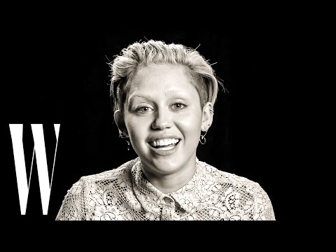 Miley Cyrus: Screen Test