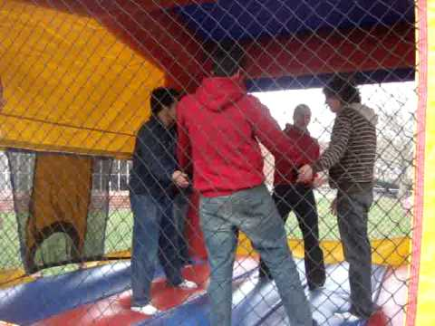 MIT Moonbounce Spinning