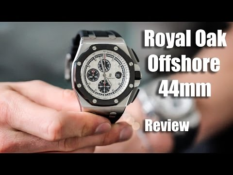 Audemars Piguet Royal Oak Offshore 44mm Steel Review