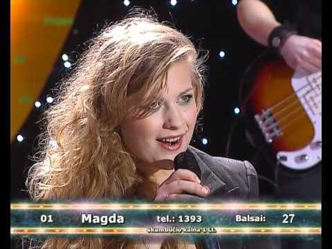 2011-12-30 - Magda @ 2 minutės šlovės