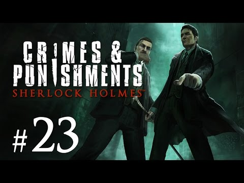 Sherlock Holmes: Crimes and Punishments Gameplay #23 - Der versteckte Tempel