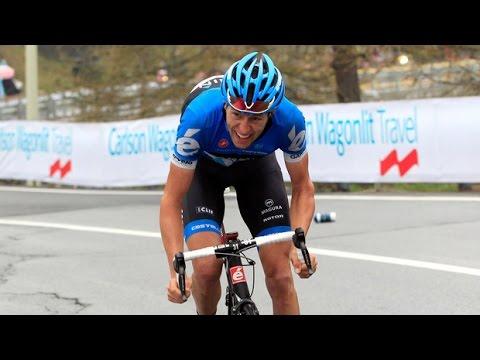 La Vuelta a España 2014 - stage 14 - finish - Full HD