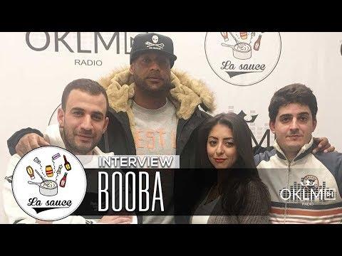 BOOBA - #LaSauce sur OKLM Radio 12/12/17