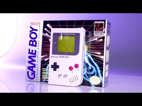 Unboxing the Original Game Boy!