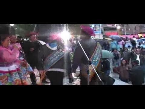 BAJADA DE REYES 2013 YAULI - HUANCAVELICA parte 1 4