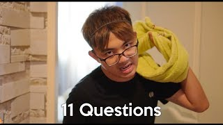 11 Questions with Paulus