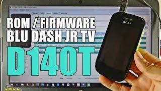 Instalação de Rom/Firmware no BLU Dash Jr TV (D140T)