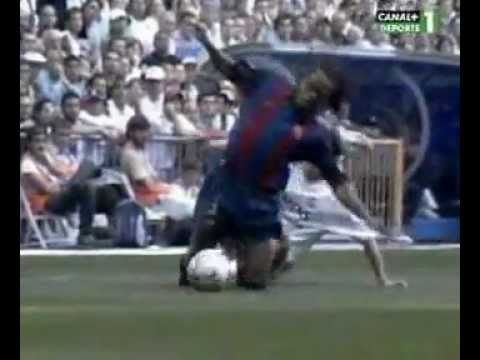 Real Madrid C.F. vs. FC Barcelona (25/04/2004) Full Match