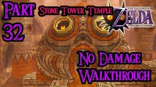 Zelda Majora's Mask 100% Walkthrough Widescreen HD Part 32 - Stone Tower Temple