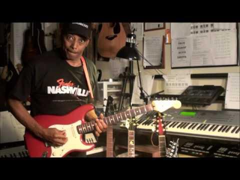 Eric Blackmon Guitar Solo Performance REALITY TV Yamaha Motif ES7 Track EricBlackmonMusicHD
