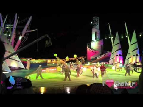 Secrets of the Seas - Musical - Qatar Marine Festival 2011