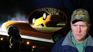 PSYCHO DAD'S ANTIQUE CAR WAS DESTROYED!