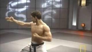 Fight Science - Bren Foster Taekwondo speed