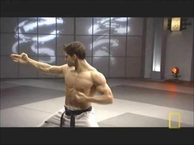 Fight Science - Bren Foster Taekwondo speed thumbnail
