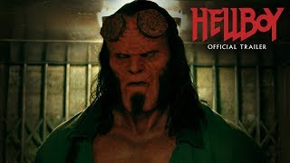 "Hellboy (2019 Movie) Official Greenband Trailer ""Smash Things"" – David Harbour, Milla Jovovich"