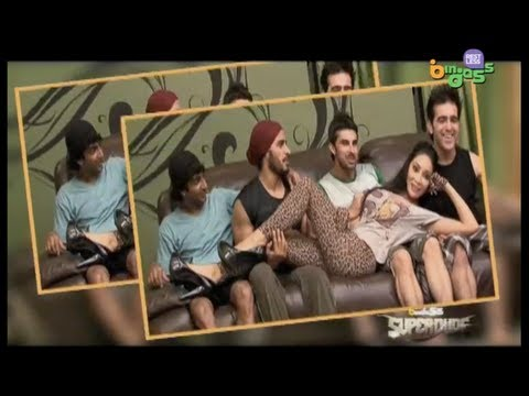 SuperDude - Contestants get personalized tutorial from Sofia and Madhura !! - Episode 7 bindass