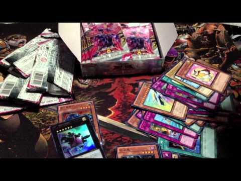 OCG Galactic Overlord Box Opening