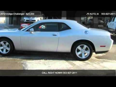 2012 Dodge Challenger SXT 2dr - for sale in MANCHESTER, IA 52057
