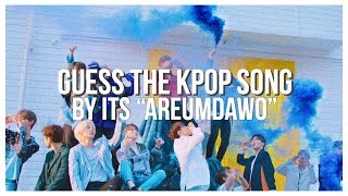 """[KPOP GAME] GUESS THE KPOP SONG BY ITS """"AREUMDAWO"""" (BEAUTIFUL)"""