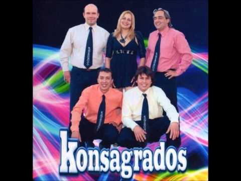 Konsagrados   A Escondidas