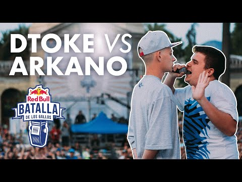 Red Bull Batalla de los Gallos - Cuartos: Arkano vs Dtoke - Final Internacional 2015