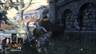 [DARK SOULS 3] Cómo conseguir el Anillo de la Serpiente Plateada Codiciosa