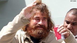Man survives adrift at sea for more than a year!
