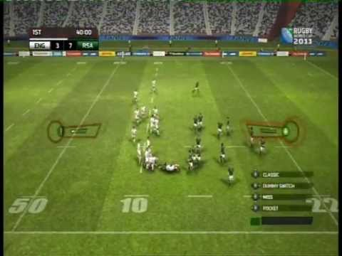 Rugby World Cup 2011 video game Review