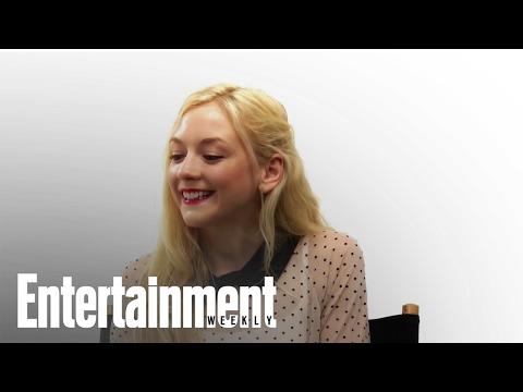 Emily Kinney reveals every single 'Walking Dead' secret