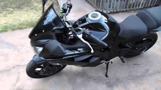 FOR SALE 2013 Kawasaki Ninja 650r Under 700 MilesFender ElimTinted