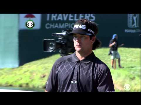 Bubba Watson Goes Off On Caddy Ted Scott On 16