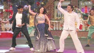 Sunny Leone In The Kapil Sharma Show - RAEES - Laila O Laila Song Promotion