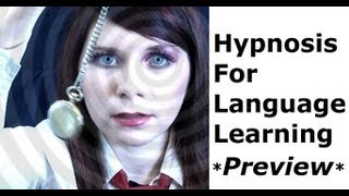 Hypnosis for learning a new langauge with Oxanna Choma *Preview*
