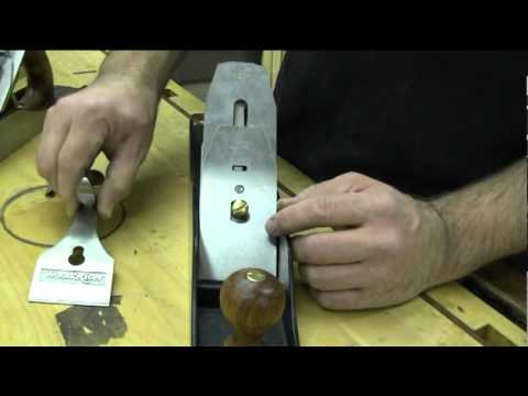 WoodRiverV3 Bench Planes with Rob Cosman Presented by Woodcraft