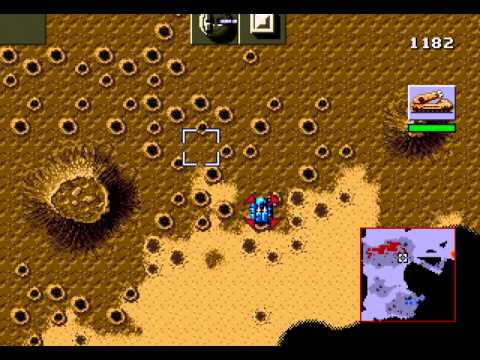 Dune - The Battle for Arrakis - House Harkonnen Mission 5 Part 2 (GEN) - Vizzed.com GamePlay - User video