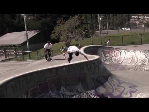 Dickies Skateboarding Gear: Potrero with Ronnie Sandoval