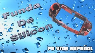 Review Funda De Silicon Para Ps Vita | Ps Vita ESPAÑOL